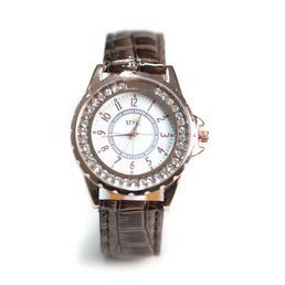 Leder Uhr Braun Modeuhren Stylelux De