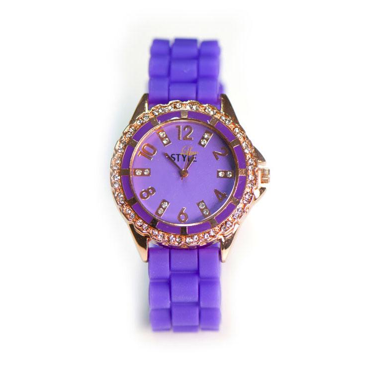 Luxus Uhr Lila Modeuhren Stylelux De
