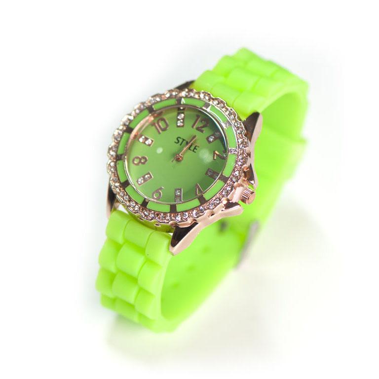 Luxus Uhr Gr N Modeuhren Stylelux De