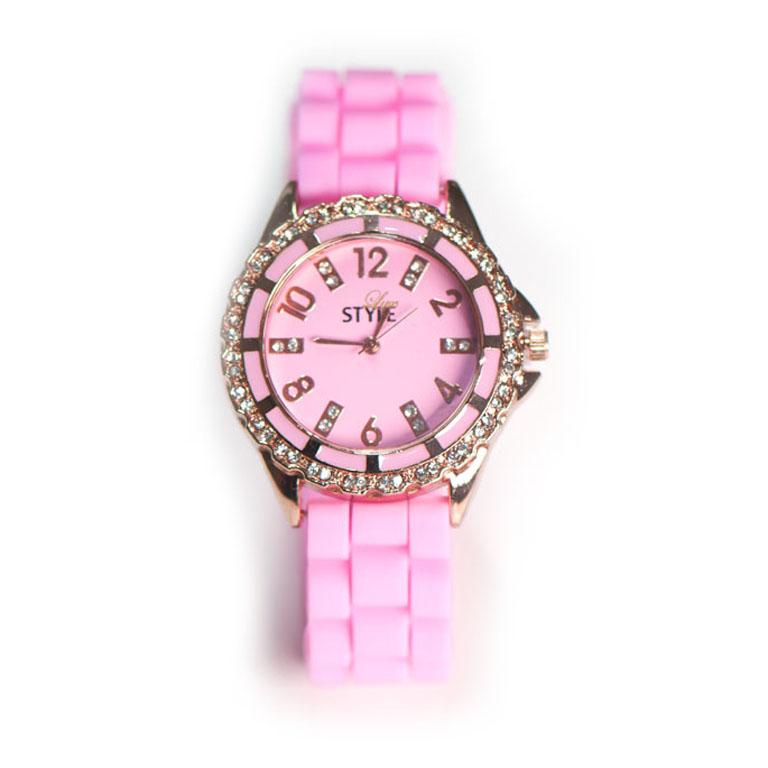 Luxus Uhr Pink Modeuhren Stylelux De
